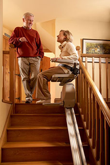 Choosing a stair lift