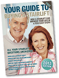 Pick Up Your Free Guide to Buying a Stairlift
