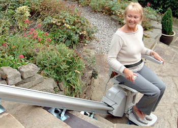 Stairlifts For Outdoor Access